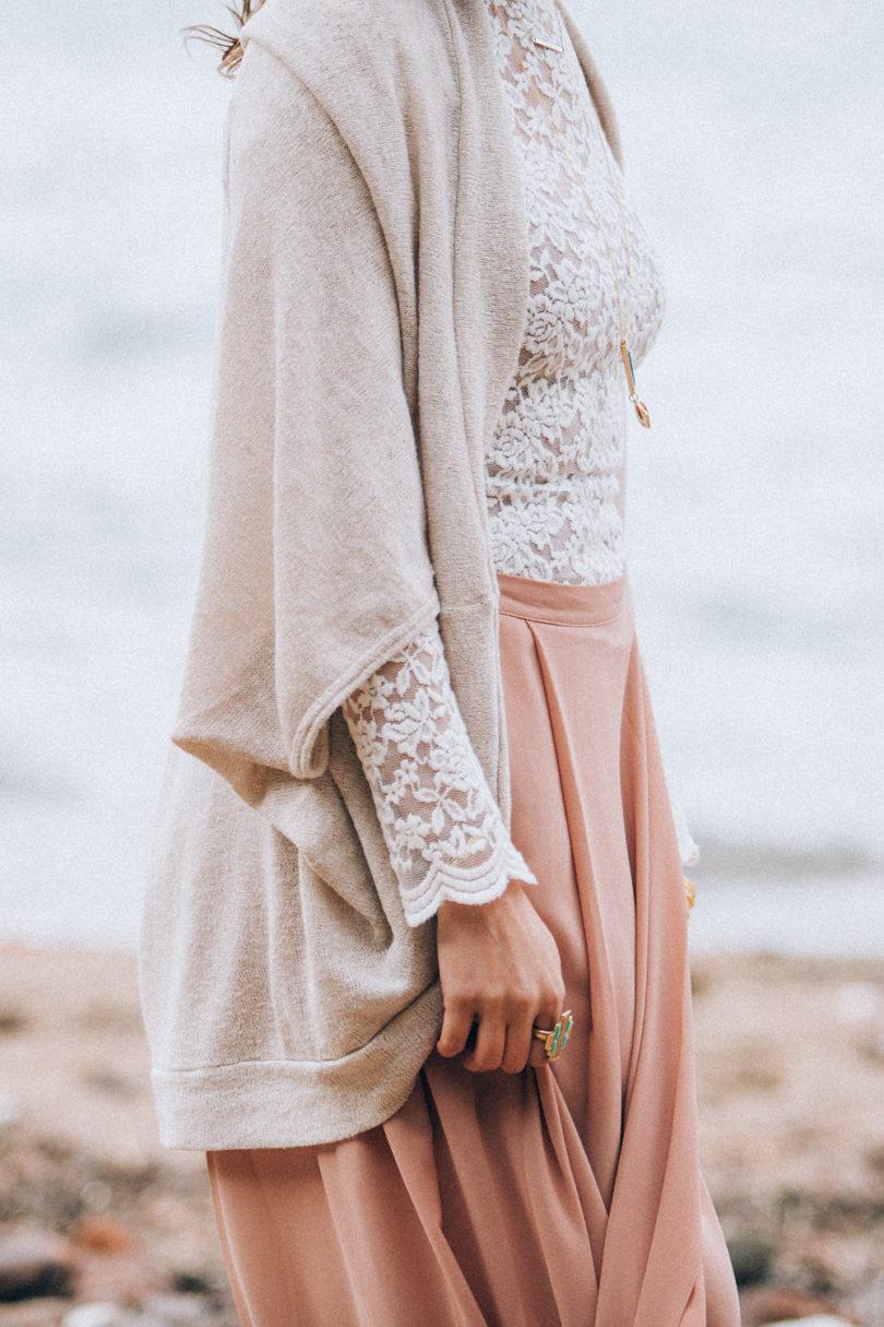 Ingrid Lepan - Un renouvellement de voeux sur la plage - La mariee aux pieds nus