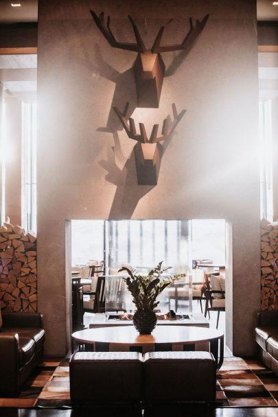 Un renouvellement de voeux à l'hôtel The Chedi en Suisse - Photos : Jessica Ambert - Blog mariage : La mariée aux pieds nus