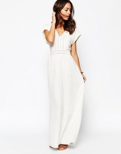 La mariée aux pieds nus - Shopping - 7 robes de mariee petit budget