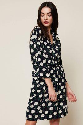 Une sélection shopping de tenues fleuries - La mariée aux pieds nus
