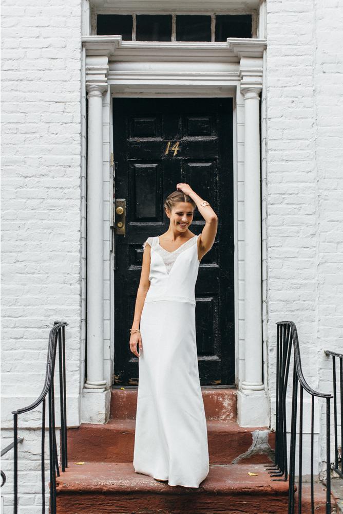 Aurelia Hoang - Robes de mariée - 2016 - A découvrir sur le blog mariage www.lamarieeauxpiedsnus.com - Photos : Jean Laurent Gaudy