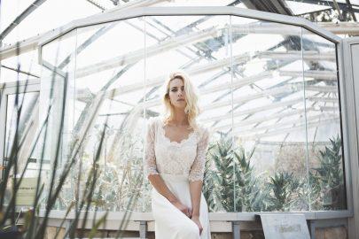 Caroline Takvorian - Robes de mariée - Collection 2018 - Blig mariage : La mariée aux pieds nus