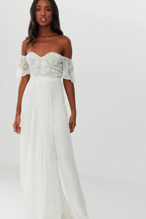 14 robes de mariée petit budget à moins de