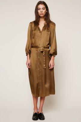 Robe demoiselles d'honneur - terracotta - Mariage