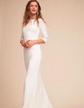 Vivre ses essayages de robes de mariée lorsqu'on ne fait pas un 38 ? Conseils et adresses sur le blog mariage La mariée aux pieds nus