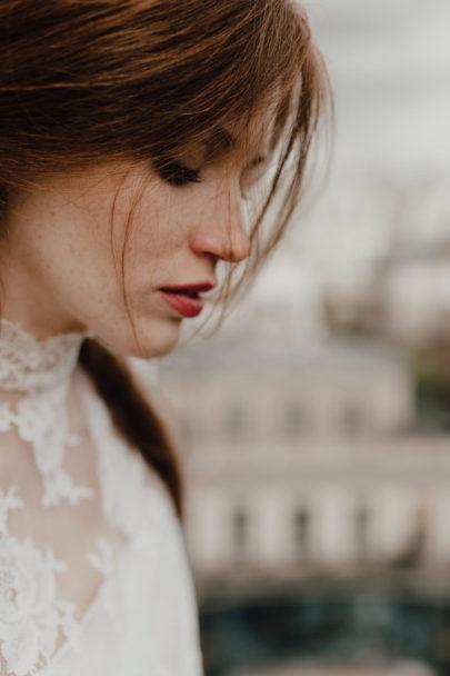 Robe de mariée Collection Boheme Rock par David Purves - A découvrir sur le blog mariage www.lamarieeauxpiedsnus.com - Photos : You Made My Day