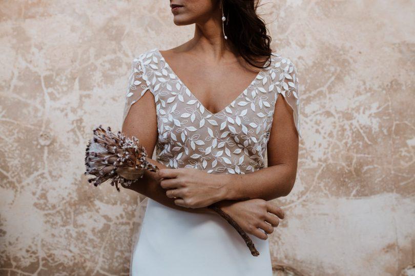 Iconic - Robes de mariée - Collection 2021 - Photos : Soul Pics - Blog mariage : La mariée aux pieds nus