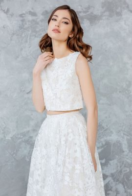 12 robes de mariée à petit prix sur Etsy - Blog mariage La mariée aux pieds nus