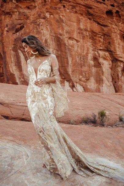 Rue de Seine - Robes de mariée - Collection 2020 - Blog mariage : La mariée aux pieds nus