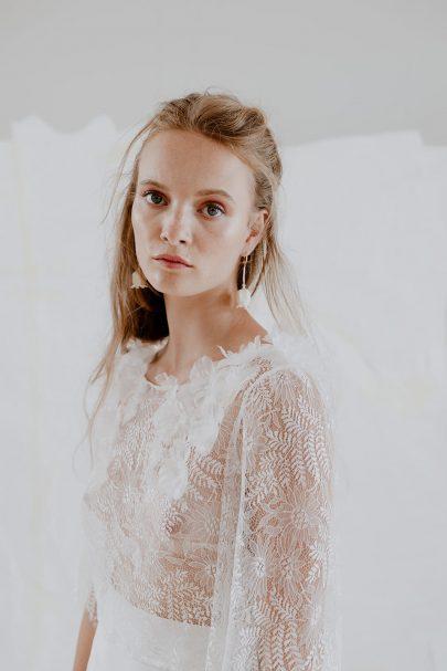 Salomé Gautard - Robes de mariée - Collection 2022 - Blog mariage : La mariée aux pieds nus