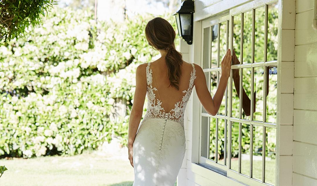 San Patrick - Robes de mariée - La mariée aux pieds nus