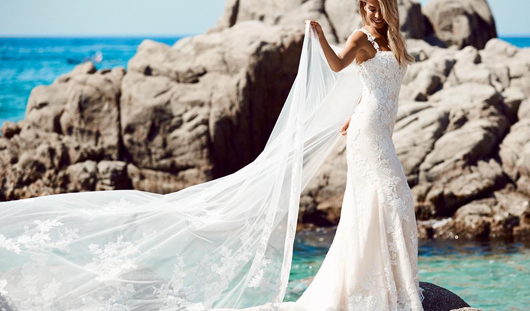 Studio San Patrick - Robes de mariée - Blog mariage : La mariée aux pieds nus