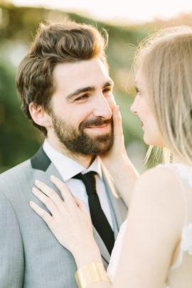 Un mariage pastel et lumineux - Shooting d'inspiration - A découvrir sur le blog mariage www.lamarieeauxpiedsnus.com - Photos : Save the Date