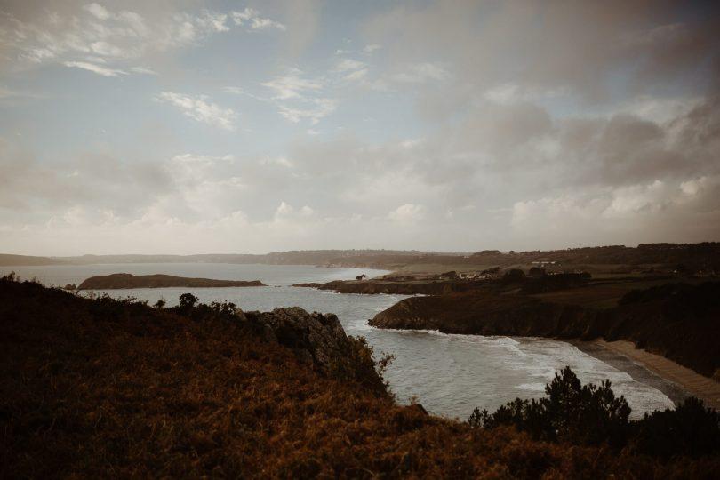 Une séance engagement en Bretagne - Photos : Aurélien Bretonnière - Blog ; La mariée aux pieds nus