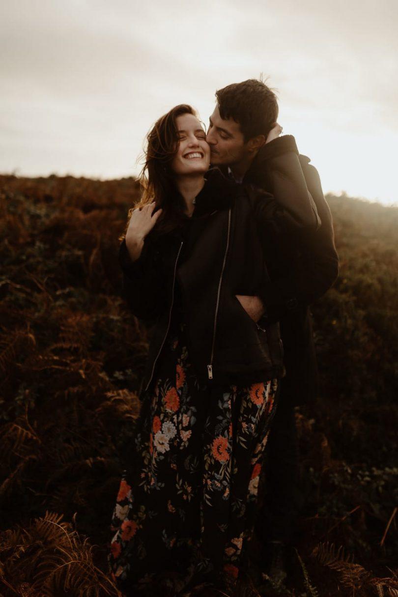 Une séance engagement en Bretagne - Photos : Aurélien Bretonnière - Blog : La mariée aux pieds nus