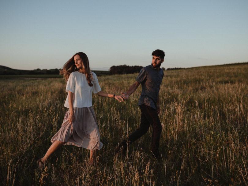 Une séance engagement en Afrique du Sud - A découvrir sur le blog mariage www.lamarieeauxpiedsnus.com - Photographes : Capyture