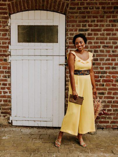Se Casan - Location de tenues pour les demoiselles d'honneur et les invitées - Photos : Anais Bizet - Blog mariage : La mariée aux pieds nus