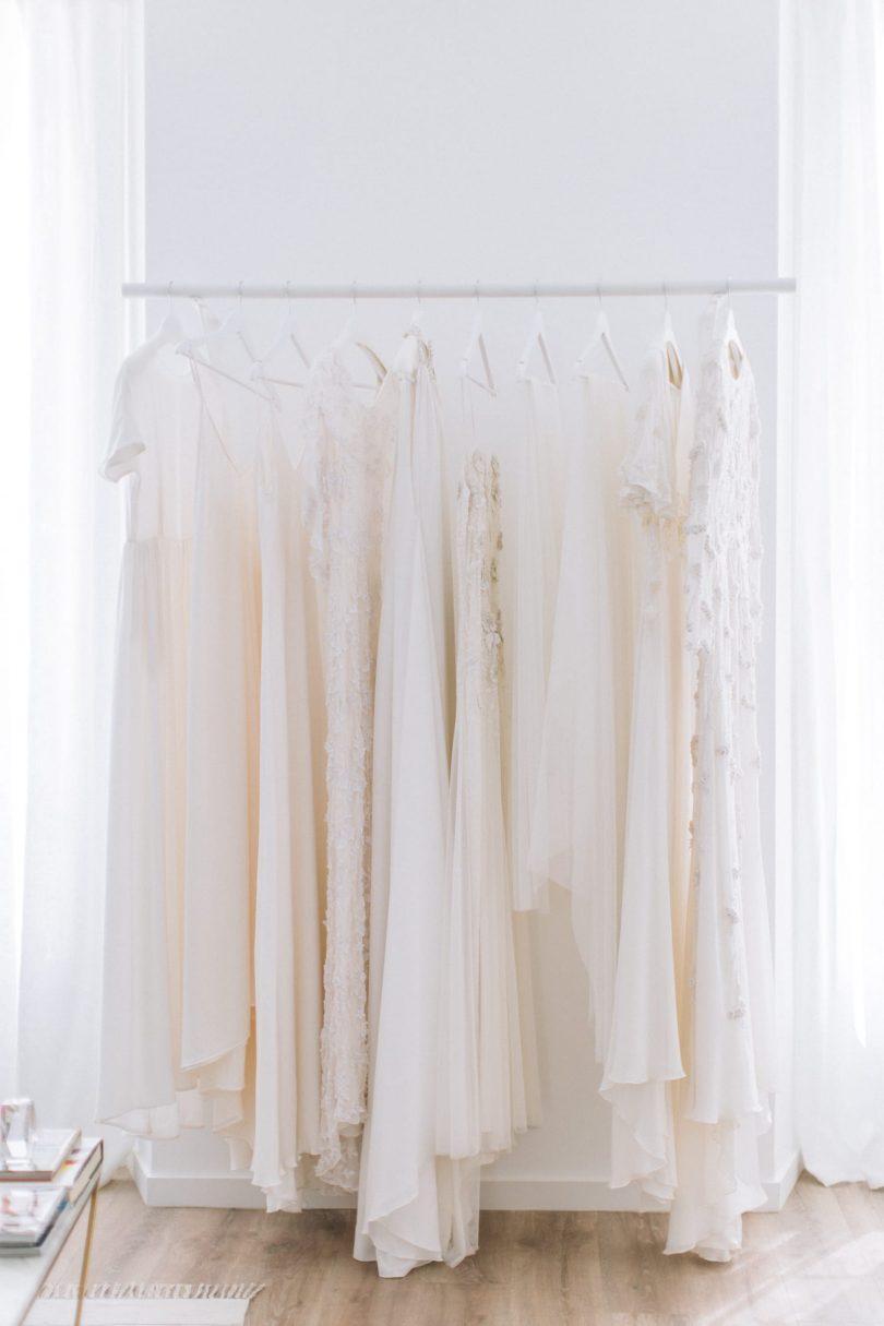 SIXTINE Nice - Showroom de robes de mariée - La mariée aux pieds nus