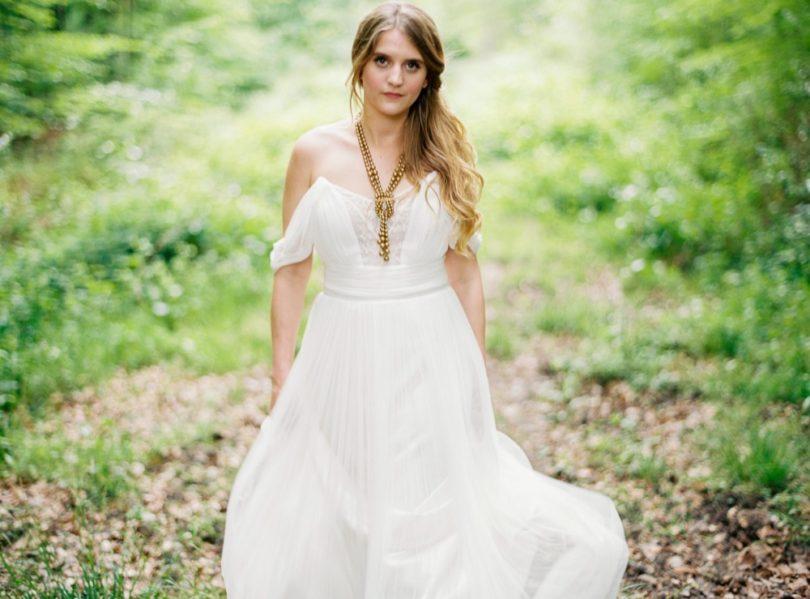 Blog mariage - La mariée aux pieds nus - Photo : L'artisan Photographe - Stéphanie Wolff - Robes de mariée - Robe Bird