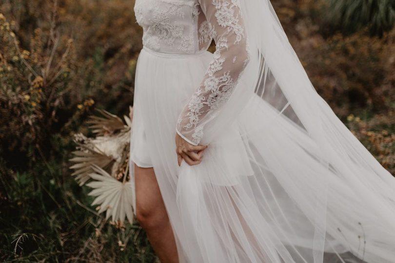 Sundress - Robes de mariée - Collection 2021 - Photos : Clarisse et Johan - Blog mariage : La mariée aux pieds nus