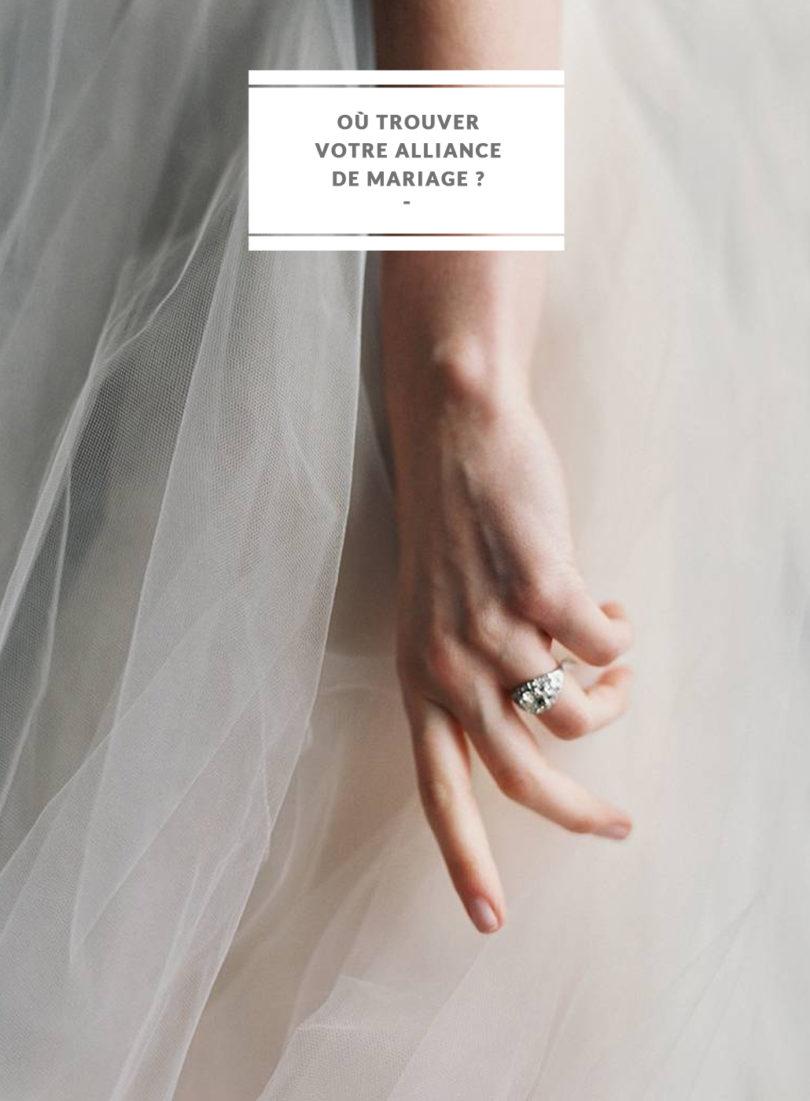 Un trouver votre alliance de mariage - Mes adresses préférées à découvrir sur La mariée aux pieds nus