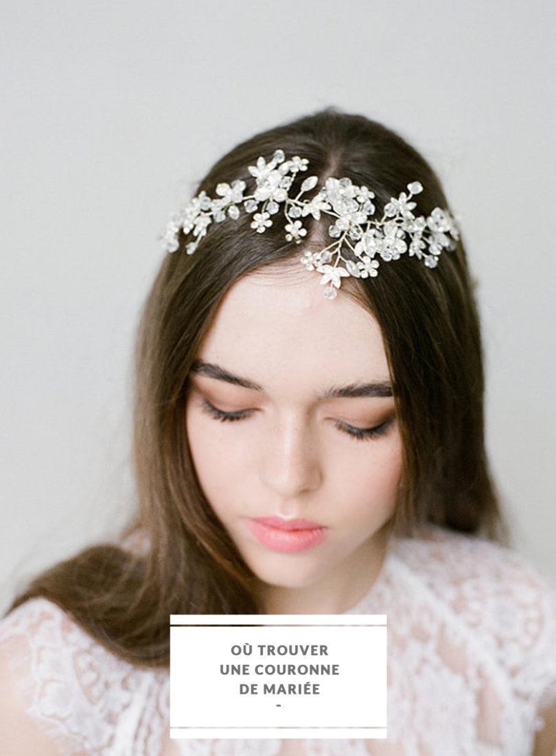 Ou trouver une couronne de mariée - Mes adresses préférées à découvrir sur La mariée aux pieds nus