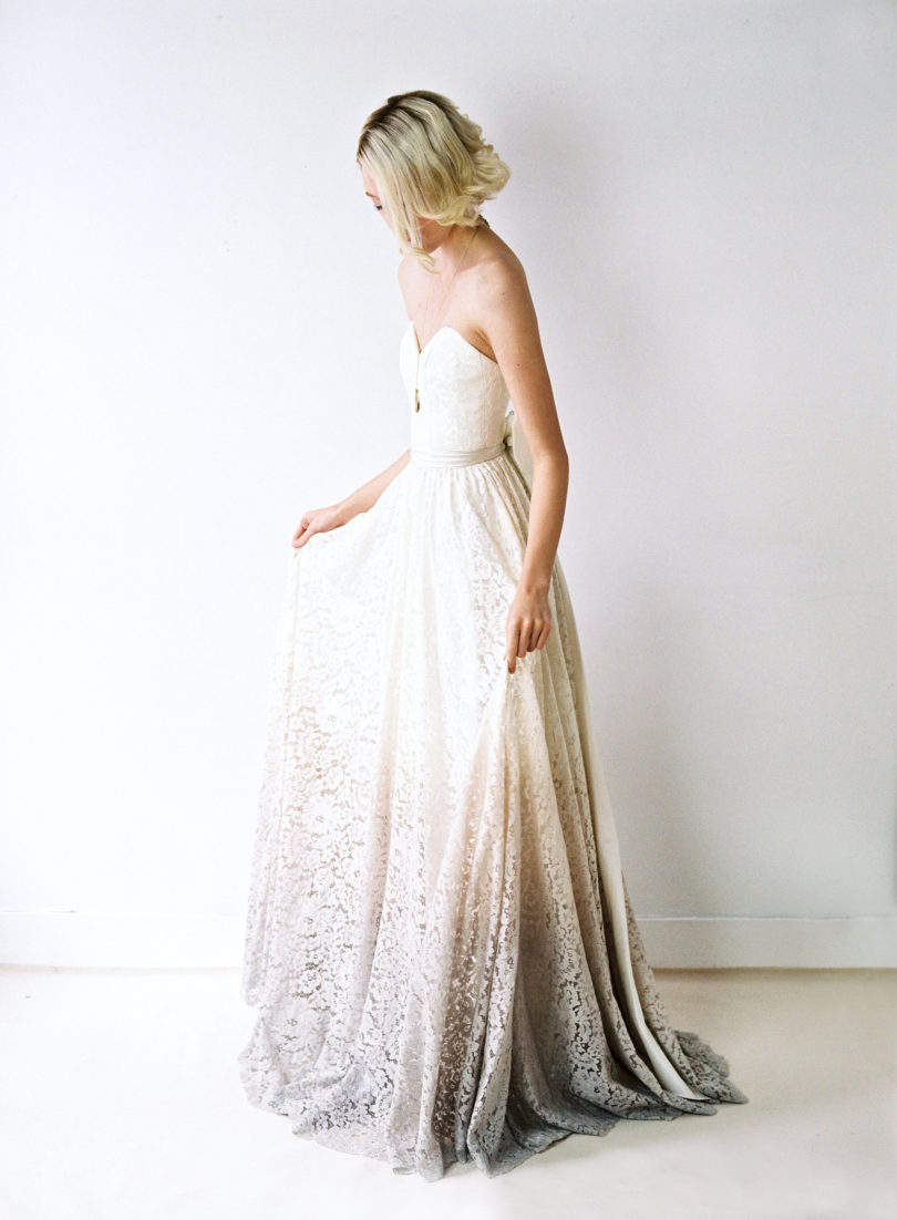 robe de mariee, Truvelle, collection 2015