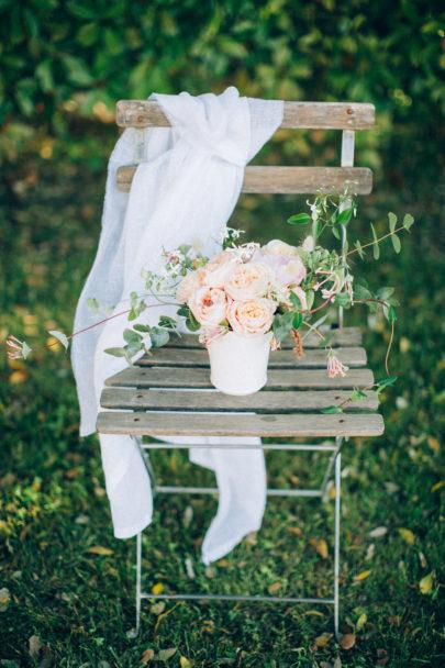 Un mariage simple et pastel - Ingrid Lepan - La mariée au xpieds nus