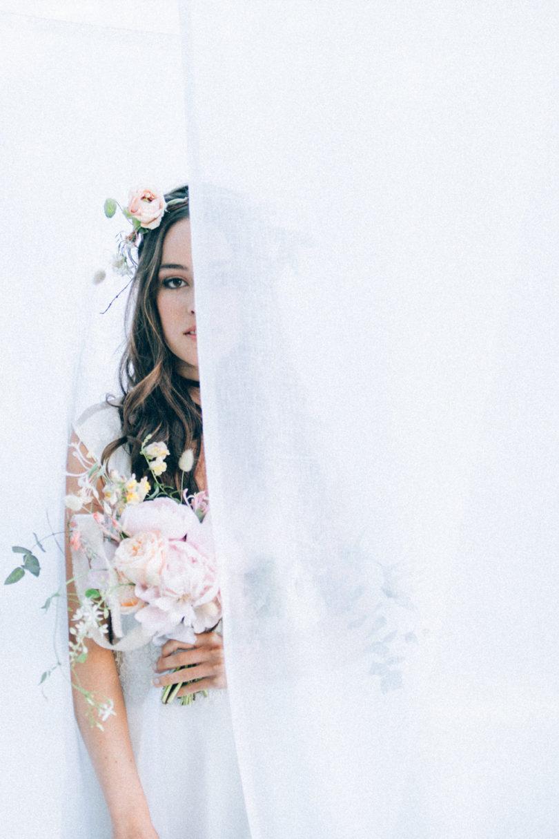 Un mariage simple et pastel - Ingrid Lepan - La mariée au xpieds nusUn mariage simple et pastel - Ingrid Lepan - La mariée au xpieds nus