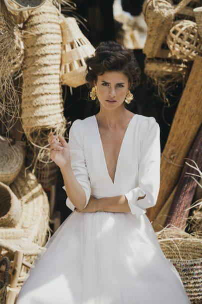 Victoire Vermeulen - Robes de mariée - Collection 2020 - Photos : Felicia Sisco - Blog mariage : La mariée aux pieds nus