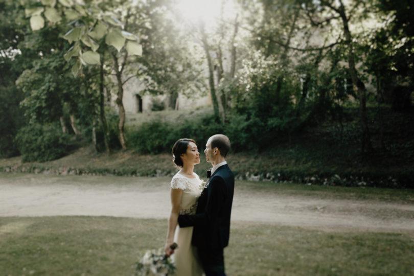 Un mariage champêtre au château de Pramenoux près de Lyon - à découvrir sur www.lamarieeauxpiedsnus.com - Photos : You Made My day