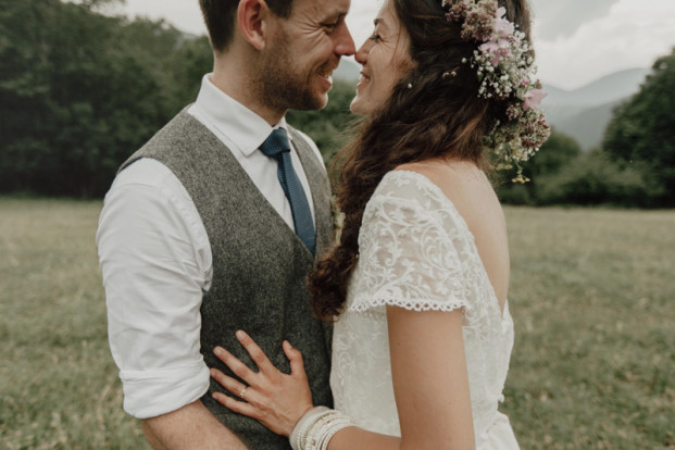 Blog mariage La mariée aux pieds nus - Photos : You made my day